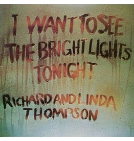 UMC Richard & Linda Thompson - I Want To See The Bright Lights