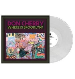 Klimt Don Cherry - Where Is Brooklyn? (Coloured Vinyl)