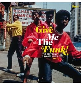 Wagram Music Various - Give Me The Funk Volume 1