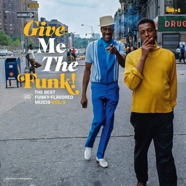 Wagram Music Various - Give Me The Funk Volume 3