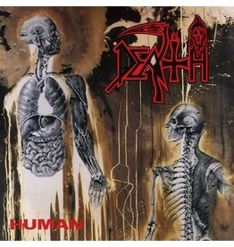 Relapse Records Death - Human (Coloured Vinyl)