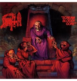 Relapse Records Death - Scream Bloody Gore (Coloured Vinyl)