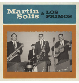Third Man Records Martin Solis - And Los Primos
