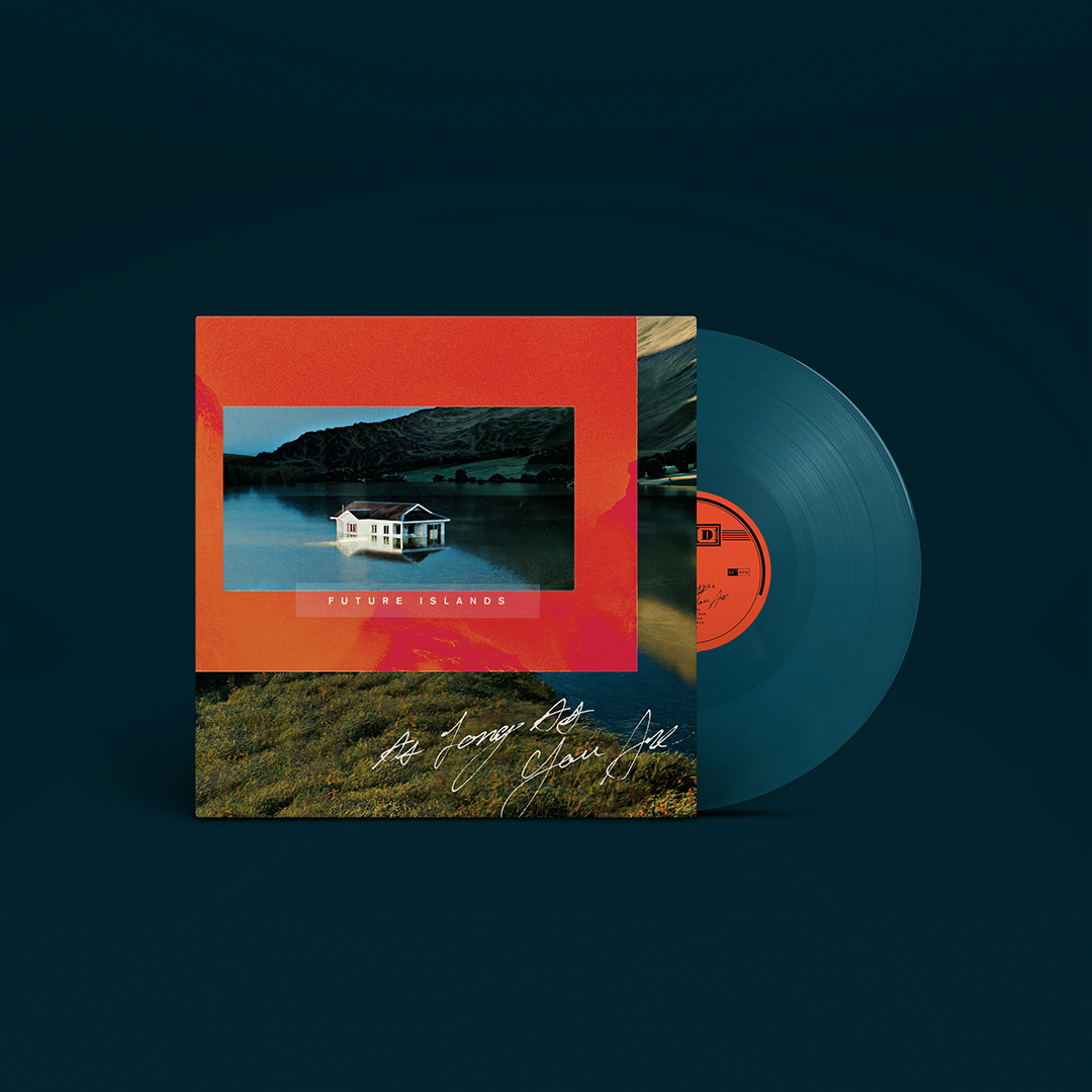 4AD Future Islands - As Long As You Are (Coloured Vinyl)