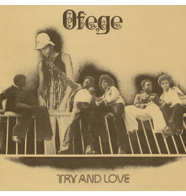 Imara Ofege - Try And Love