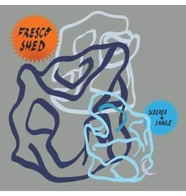 Upset The Rhythm Sleeper & Snake - Fresco Shed (Coloured Vinyl)