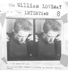 Damaged Goods Records The William Loveday Intention - My Love For You b/w A La Mort Surbite