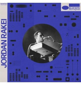 Blue Note Jordan Rakei / Alfa Mist - Windparade / Galaxy