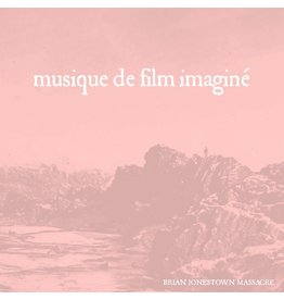 A Recordings The Brian Jonestown Massacre - Musique de film imaginé (Coloured Vinyl)