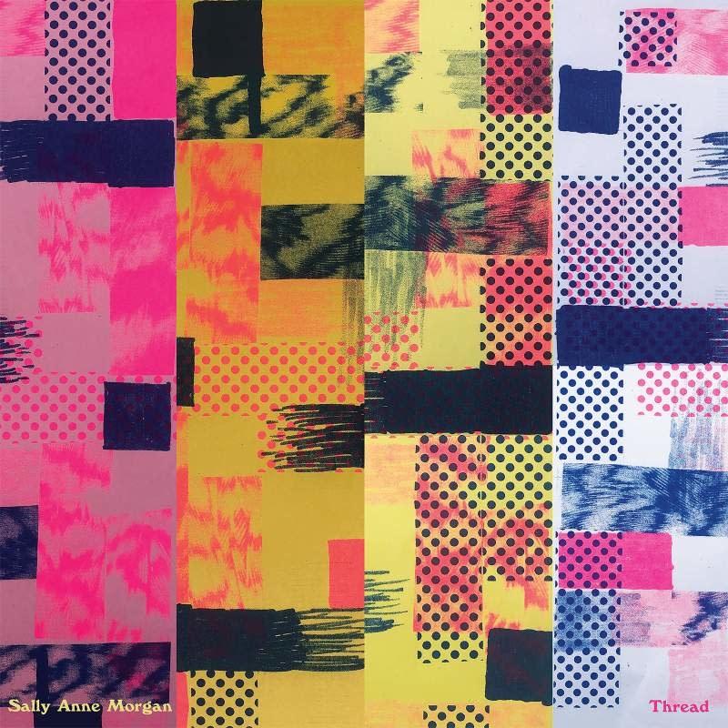 Thrill Jockey Sally Anne Morgan - Thread (Coloured Vinyl)
