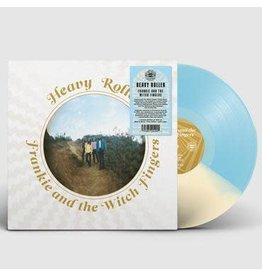 Greenway Records Frankie and the Witch Fingers - Heavy Roller (Coloured Vinyl)