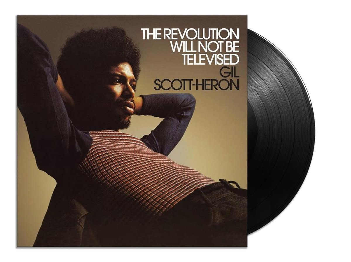 BGP Gil Scott-Heron - The Revolution Will Not Be Televised
