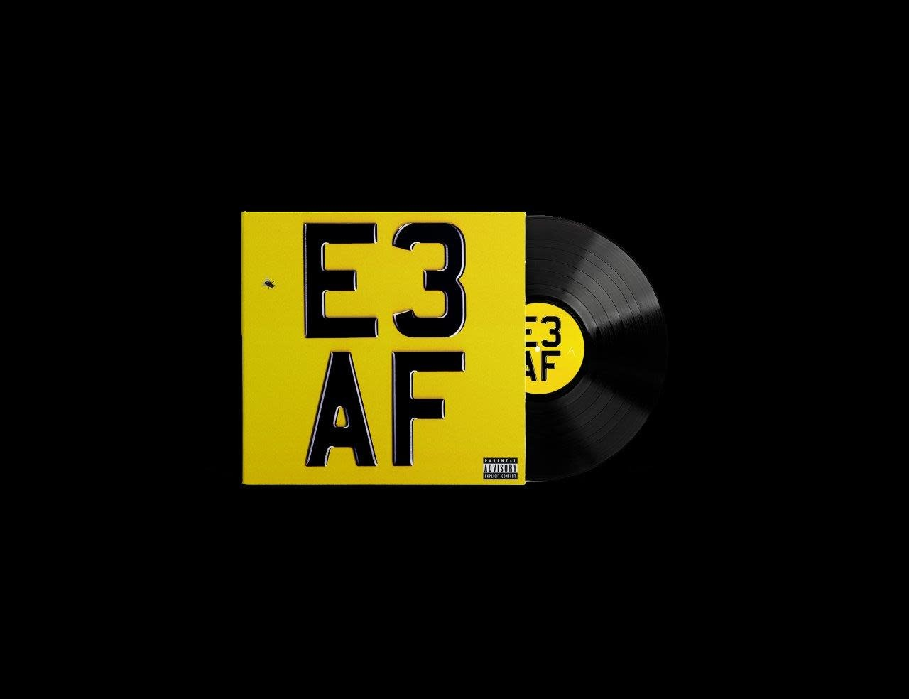 Island Records Dizzee Rascal - E3 AF