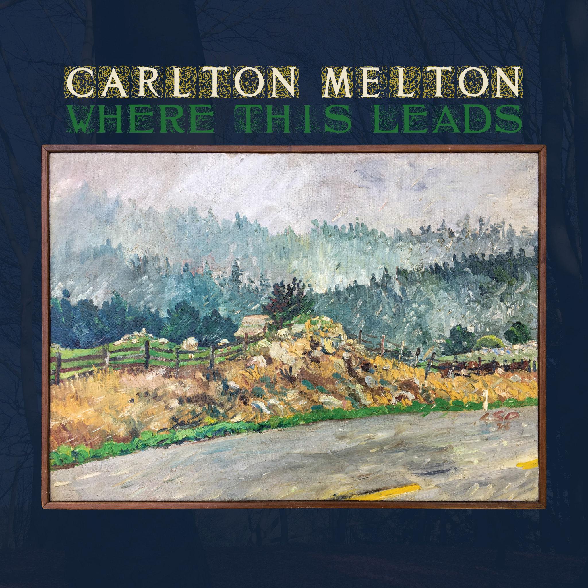 Agitated Records Carlton Melton - Where This Leads