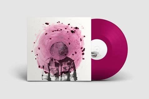 Erased Tapes Peter Broderick- Blackberry (Coloured Vinyl)