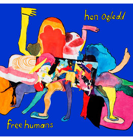 Weird World Hen Ogledd - Free Humans (Coloured Vinyl)