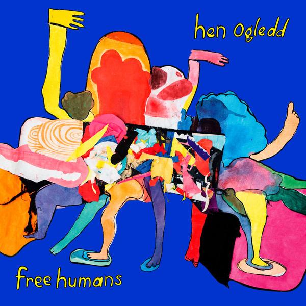 Weird World Hen Ogledd - Free Humans (Coloured Vinyl)
