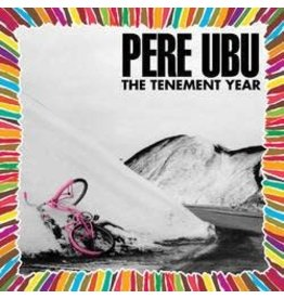 Fire Records Pere Ubu - The Tenement Year (Coloured Vinyl)