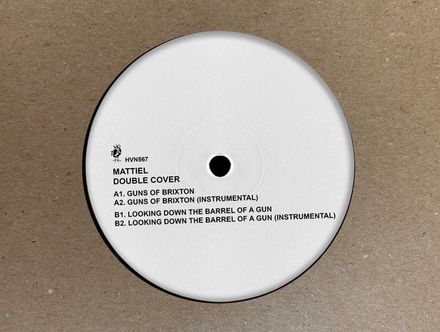 Heavenly Recordings Mattiel - Double Cover