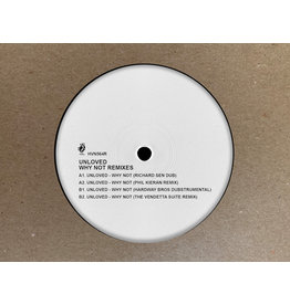 Heavenly Recordings Unloved - Why Not Remixes