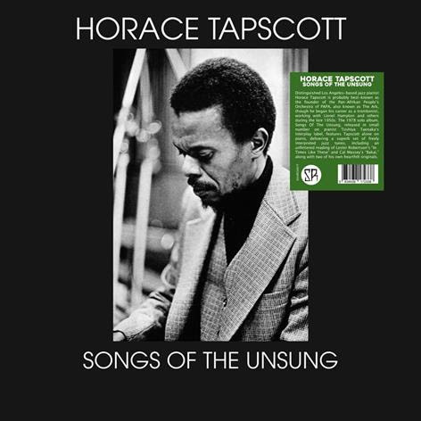 Survival Research Horace Tapscott - Songs Of The Unsung