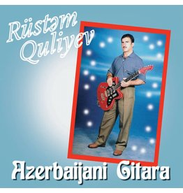 Bongo Joe Rustem Quliyev - Azerbaijani Gitara