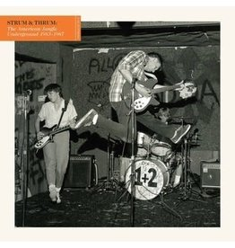 Captured Tracks Various - Strum & Thrum: The American Jangle Underground 1983-1987
