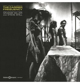 Finders Keepers Records Graeme Miller & Steve Shill - The Carrier Frequency