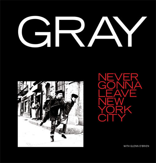 Anasyrma Record Label Gray - Never Gonna Leave New York City / Willie Mays, Boom For Real