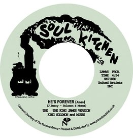 Soul kitchen The King James Version - He's Forever (Amen)
