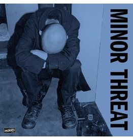 Dischord Records Minor Threat - Minor Threat (Coloured Vinyl)