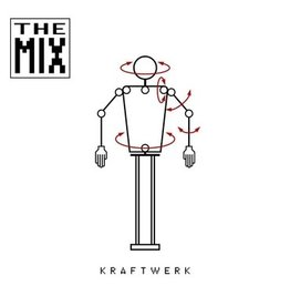 Parlophone Kraftwerk - The Mix (Coloured Vinyl)