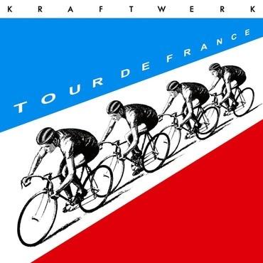Parlophone Kraftwerk - Tour De France (Coloured Vinyl)