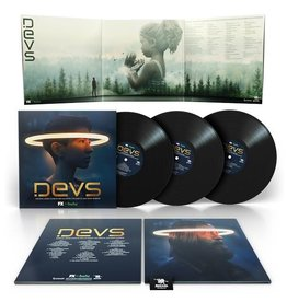 Invada Records Ben Salisbury, The Insects, Geoff Barrow - Devs (Original Series Soundtrack)