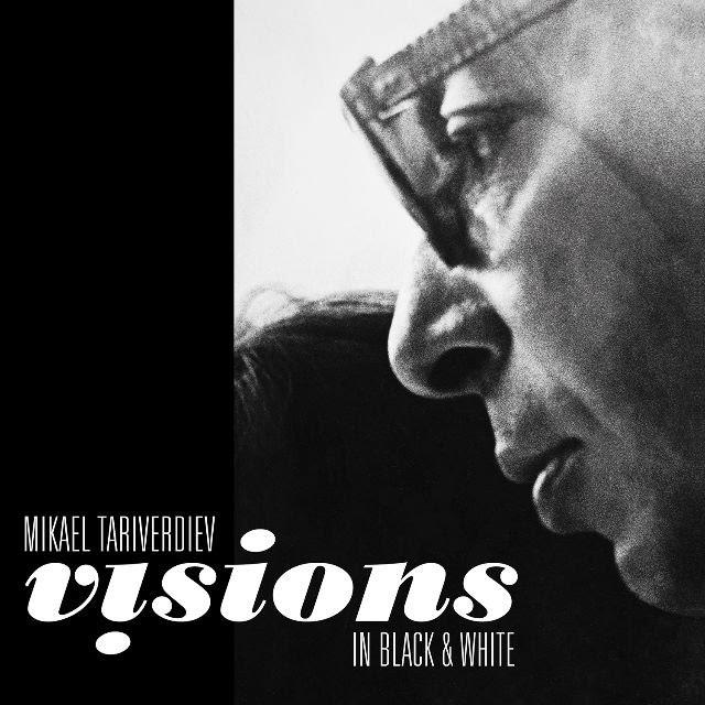 Earth Recordings Mikael Tariverdiev - Visions in Black & White (Coloured Vinyl)
