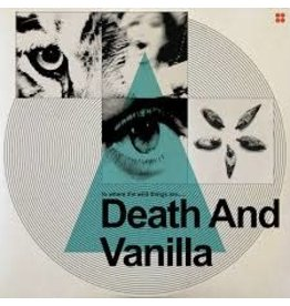 Fire Records Death And Vanilla - To Where The Wild Things Are