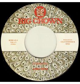 Big Crown Records Bobby Oroza - Strange Girl / Down On My Knees