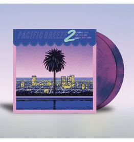 Light In The Attic Various - Pacific Breeze 2: Japanese City Pop, AOR & Boogie 1972-1986 (Violet Vinyl)