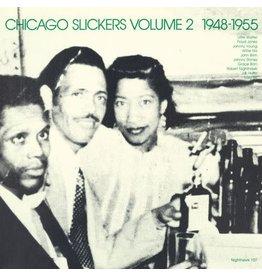 Nighthawk Records Various - Chicago Slickers Vol. 2