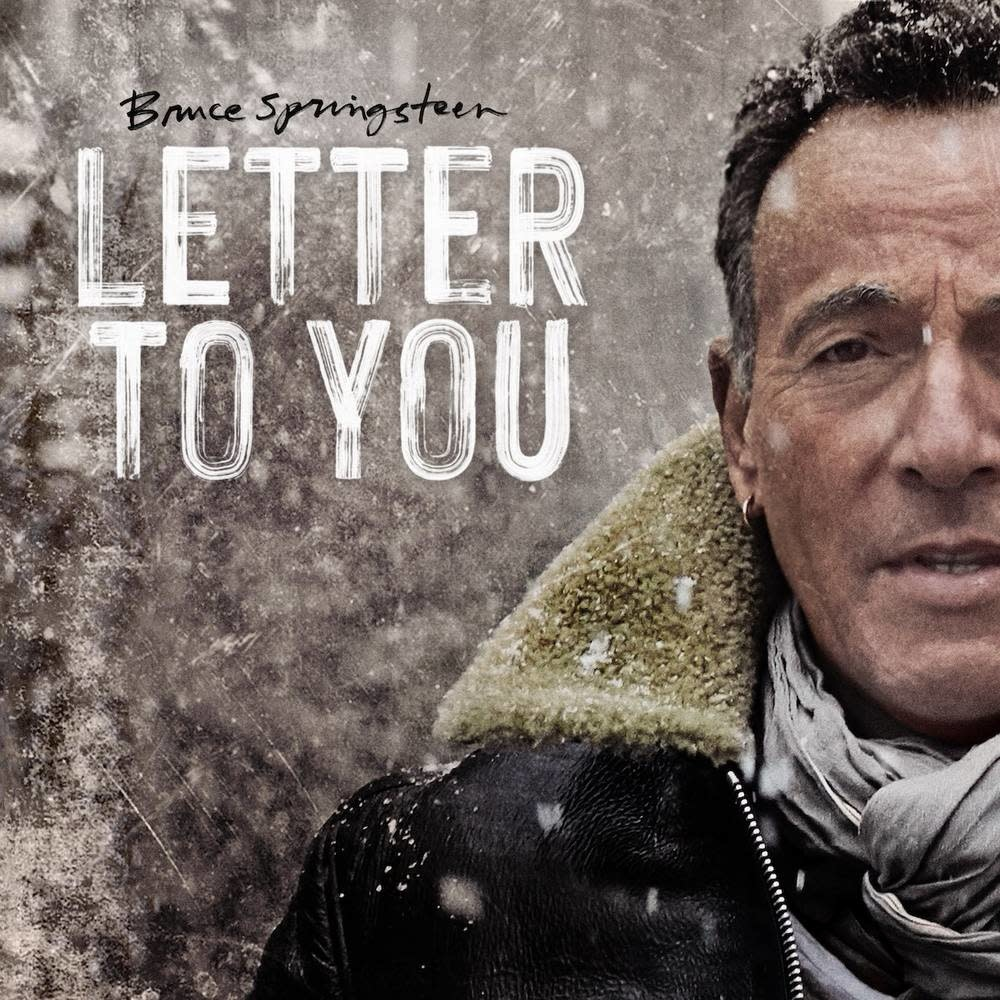 Sony Music Entertainment Bruce Springsteen - Letter to You (Coloured Vinyl)