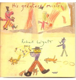 Domino Robert Wyatt - His Greatest Misses (Coloured Vinyl)