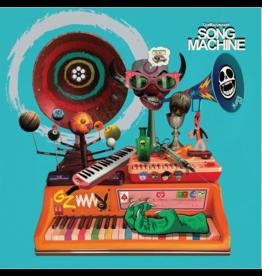 Parlophone Gorillaz - Song Machine: Season One - Strange Timez
