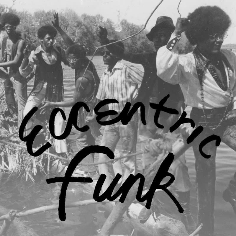 Numero Group Various - Eccentric Funk (Coloured Vinyl)