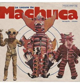 Analog Africa Various - La Locura De Machuca