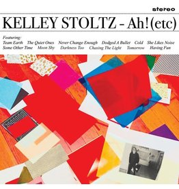 Agitated Records Kelley Stoltz - Ah!(etc) (Coloured Vinyl)