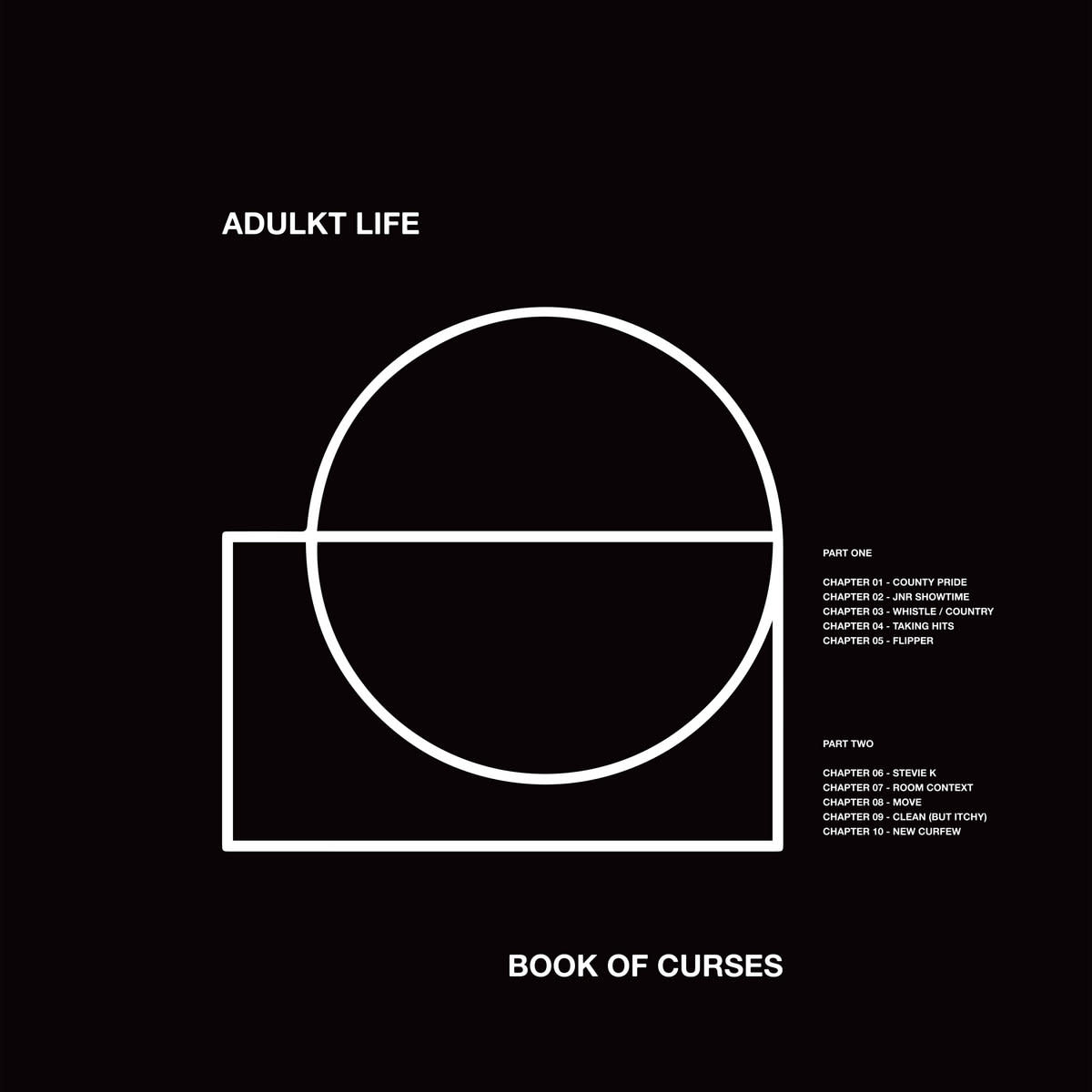 What's Your Rupture? Adulkt Life - Book Of Curses