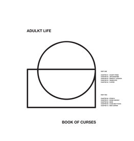 What's Your Rupture? Adulkt Life - Book Of Curses (White Edition)