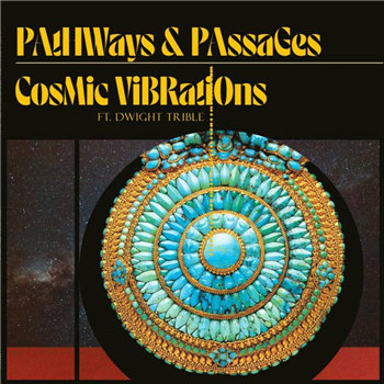 Spiritmuse Records Cosmic Vibrations ft. Dwight Trible - Pathways and Passages