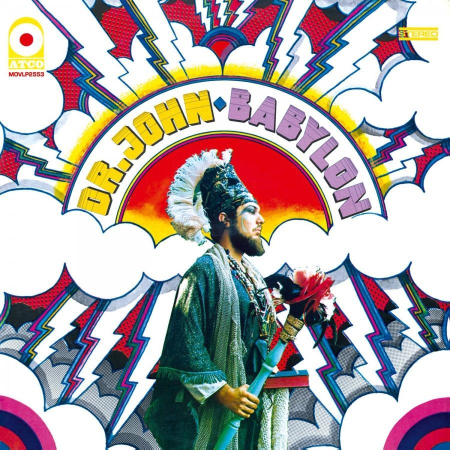 Music On Vinyl Dr. John - Babylon