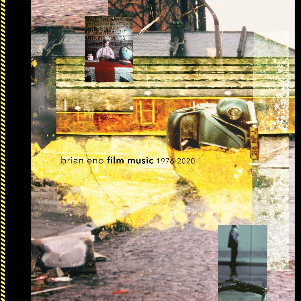Universal Music UK Brian Eno - Film Music 1976 - 2020